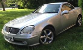 SLK Car Automatic NOW SOLD