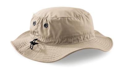 Beechfield Bucket Hut Fischerhut Mütze Kappe breite Krempe Sonnenschutz NEU