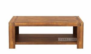ifurniture  Sale -- Acacia Solid Wood Coffee Table and End Table starts from $169