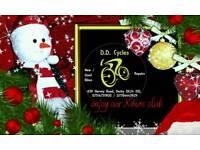 Reserve your Xmas bikes