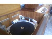 GRUNDIG President Sterio Radiogram- Record Player