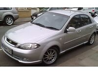 Chevrolet Lacetti sport (not Astra, focus, golf)