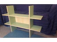 Shelves, wall mounted
