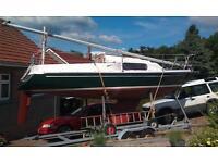 Pandora International 700 Sailing Yacht project