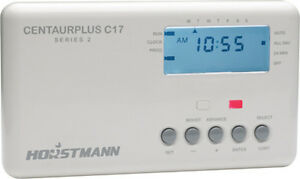Horstmann C17 CentaurPlus Time Switch | 7 Day Central Heating Timer