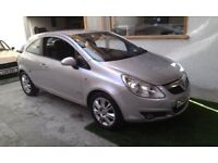 2009 VAUXHALL CORSA 1.4 DESIGEN 3DOOR, HATCHBACK, FULL SERVICE HISTORY, CLEAN CAR, DRIVES LIKE NEW
