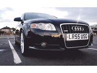 Audi A4 B7 1.9 Tdi Avant Sline Sat Nav 18 alloys