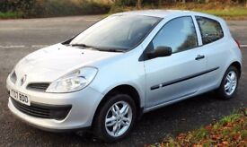 Renault Clio EXTREME 16V (silver) 2007
