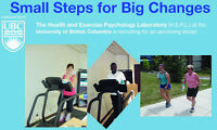 Small Steps for Big Changes - 2 weeks of FREE personal training
