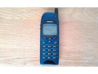 NOKIA TYPE NSM-1NY MODEL 6150 SAT, made in Finland, £28