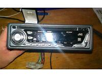 JVC KD-G202 In car CD Player/Head unit