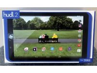 Tesco HUDL2, Boxed. 16GB, Wi-Fi, 8.3in - Jazzy Blue with Extra's - Hudl 2