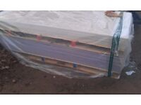plasterboards sheets 12.5mm 2.4 x1.2 m