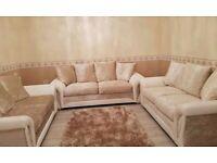 ❤️❤️Brand New Shannon U-SHAPE Sofa Set,8 SEATER CORNER SOFA❤️❤️