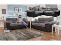 Black friday sofa sale week dfs heidi corner or 3+2 special price free storage pouffe