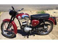 BSA Bantam D14 175cc 1968
