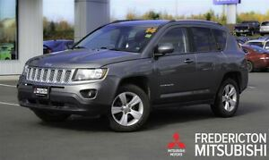 2014 Jeep Compass NORTH! 4X4! ONLY $42/WK TAX INC. $0 DOWN!