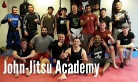 Brazilian Jiu-Jitsu, Wrestling & Thai Boxing Classes