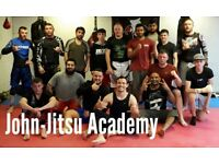 Brazilian Jiu-Jitsu, Wrestling & Thai Boxing Classes