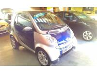 2004 SMART FORTWO 0.7 CITY PASSION, AUTOMATIC, 3DOOR, LEATHER SEATS, DRIVES VERY NICE, CLEAN CAR