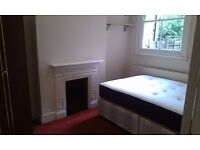 TOOTING BROADWAY SPACIOUS SINGLE ROOM AVAILABLE IN A QUIET HOUSE 5 MINS TO THE STATION