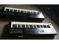 Roland D10 x 2
