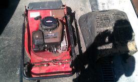 Sovereign Petrol Lawn mower