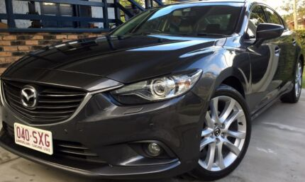 Mazda 6 GT - 2013 GJ Series Sky Active Auto Sedan Petrol Southport Gold Coast City Preview