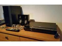 Samsung 3D Blu-ray player 2.1 Home Cinema System