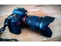 Samyang 35mm 1.4 (lens only) Nikon fit