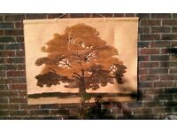 tapestry of tree (made in Africa)