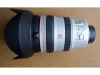 Wide angle Canon Video Lens
