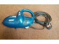 2x draper handheld hoover/vacuum cleaner