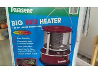 Big Red Green House Heater + Spare Wick