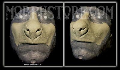 Halloween Foam latex Skunk Nose Face Brows Mask lot.  - Halloween Skunk Face