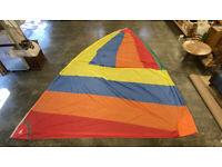 Asymmetric Spinnaker Sail
