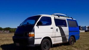 TOYOTA HIACE CAMPERVAN (Fully Equipped -  QLD Rego until Feb) Bundall Gold Coast City Preview