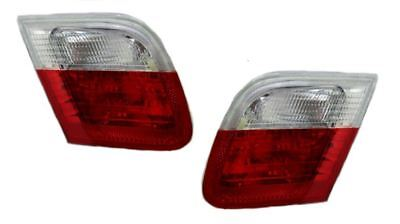 BMW 3 (E46) COUPE CABRIO 1999-2003 Rear Inner Tail Light Lamp Left & Right Pair