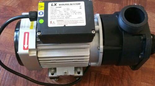 lx whirlpool bath pump model ea390 1