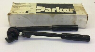 Parker Medium Duty Hand Tube Bender Tool 2829-8mm Metric Hand Bender Usa