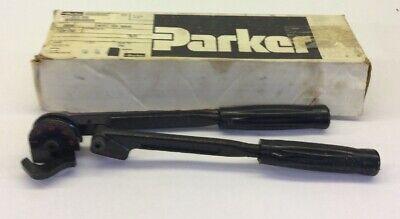 Parker Medium Duty Hand Tube Bender Tool 2829-8mm Metric Hand Bender Usa