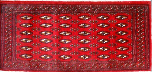 Stunning C 1950 Baloucci Vintage Antique Exquisite Hand Made Rug 1