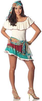 Adult Gypsy Rose Girl Fortune Teller - Gypsy Girl Costume
