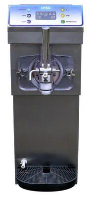 New Compact Commercial Combo Soft Serve Frozen Slush Machine