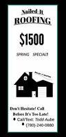 $1500 SPRING SPECIAL