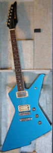 Want to Buy Ibanez Destroyer DT-50 Regal Blue