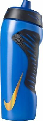 Nike Hyperfuel Water Bottle - - Sports Water Bottle - Blue - 18oz