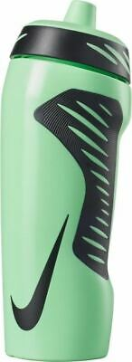 Nike Hyperfuel Water Bottle- Sports Water Bottle - Green - 18oz