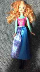 Disney Frozen Anna doll for sale London Ontario image 1