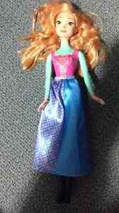 Disney Frozen Anna doll for sale